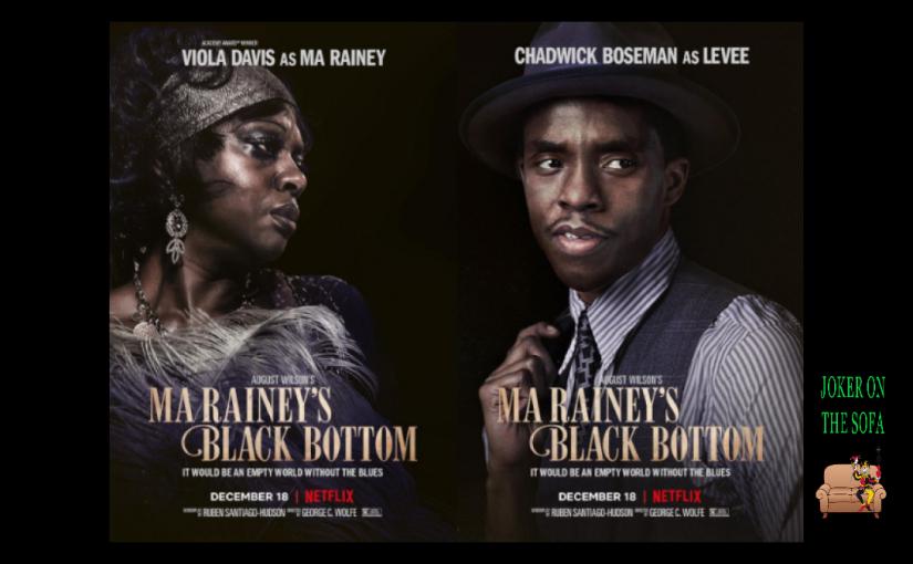 Ma Rainey's Black Bottom: A Masterpiece – NetflixReview