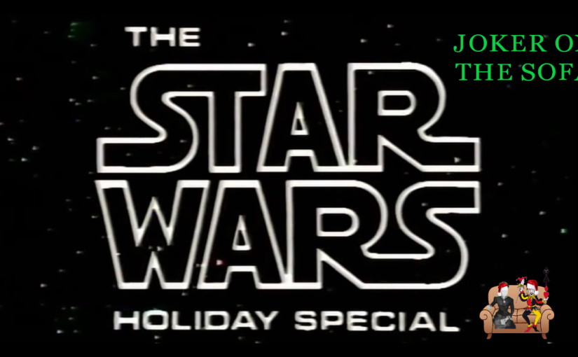The Star Wars Holiday Special: How. Why. WHYYYY? – YouTube Review