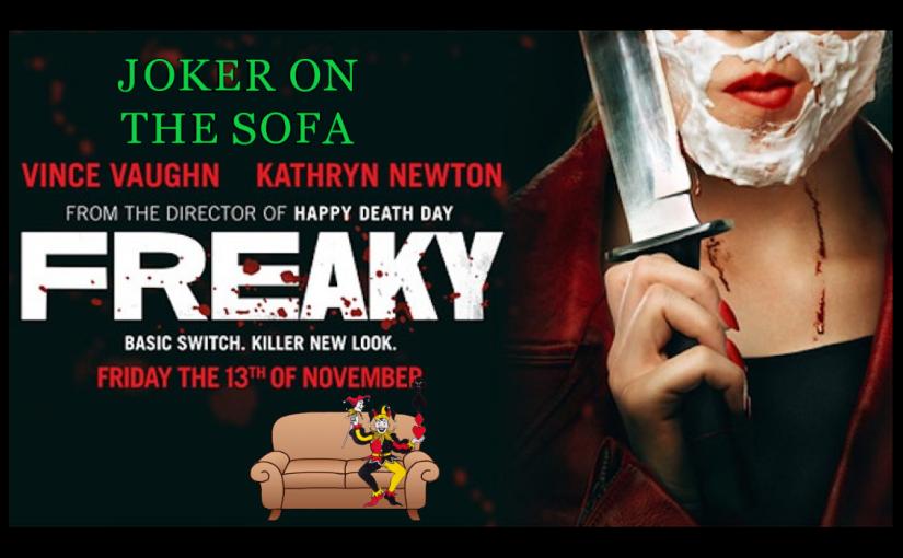 Freaky: Genuinely Fun Horror – Amazon RentalReview