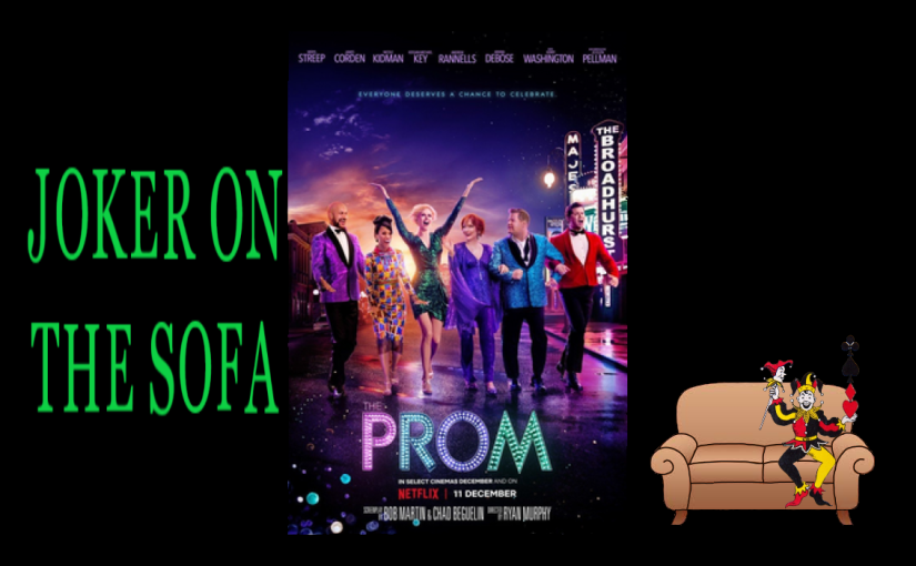 The Prom: It's A Musical in a High School, but Not That One – Netflix Review
