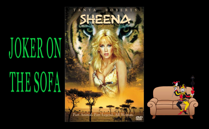 Sheena: Tanya Roberts, Queen of the Jungle – Amazon Review