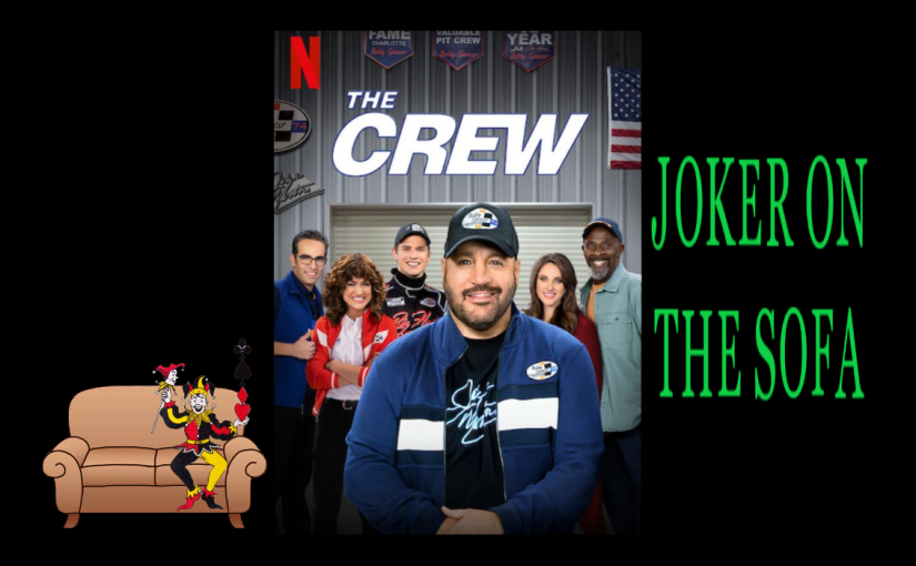 The Crew: A Netflix Algorithm Sitcom – Netflix Review
