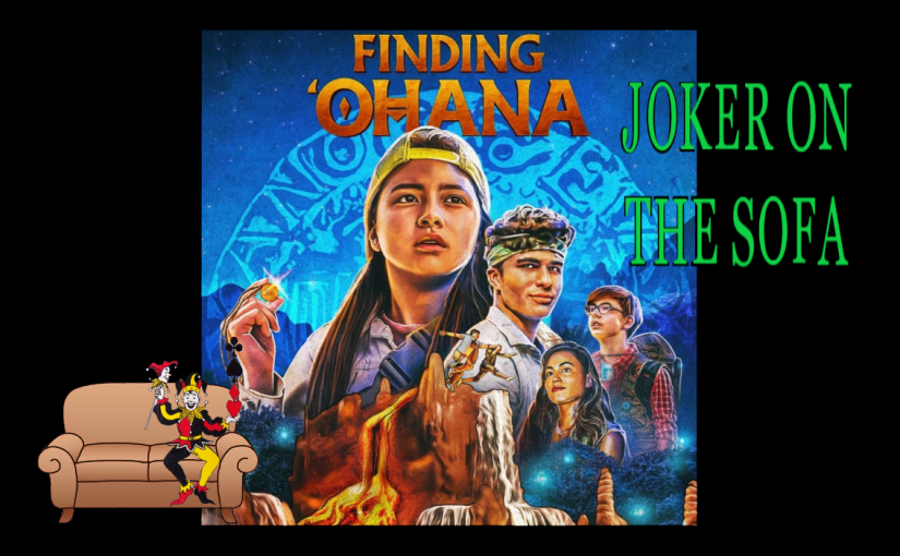 Finding 'Ohana: It's the Goonies Go Hawaiian – Netflix Review