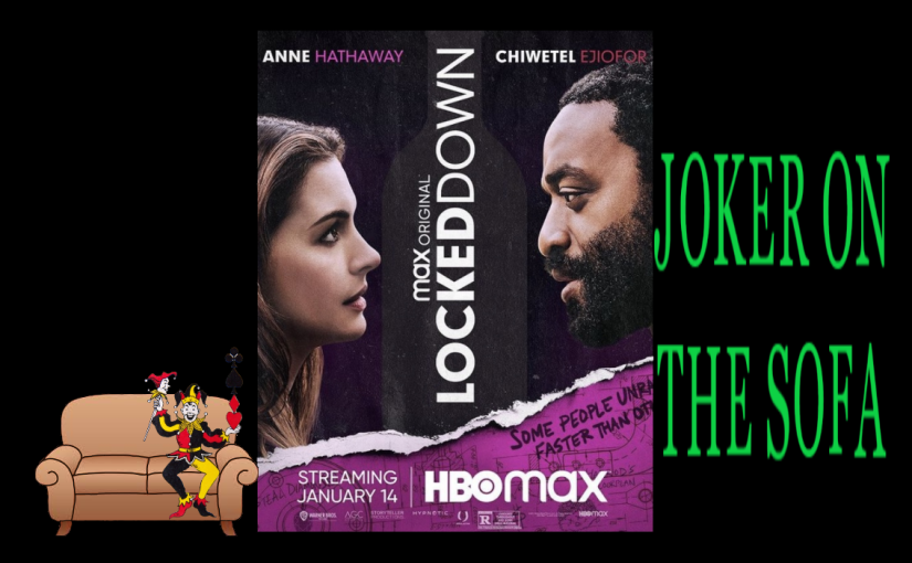 Locked Down: A Decent Rom-Com, Lousy Heist Film – HBO MaxReview