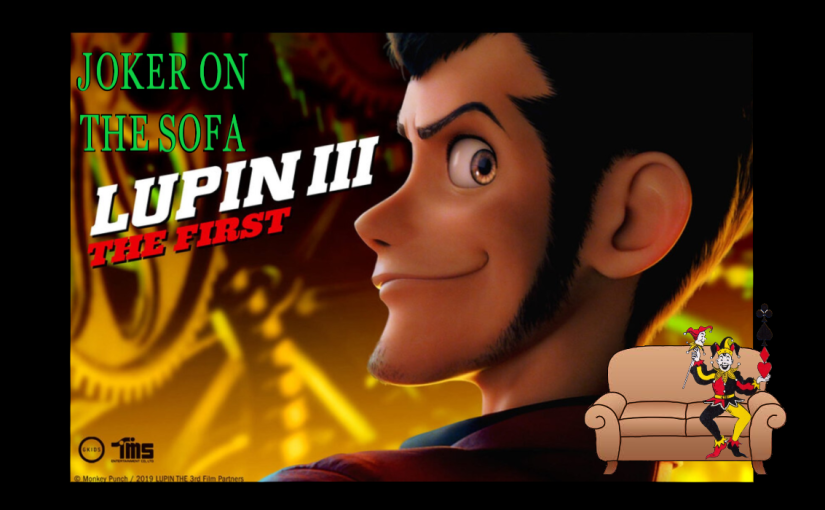 Lupin III: The First: An Amazing Anime Adventure – Amazon RentalReview