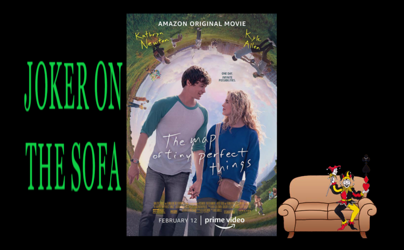 The Map of Tiny Perfect Things: Groundhog Day, Teen Romance Edition – Amazon PrimeReview