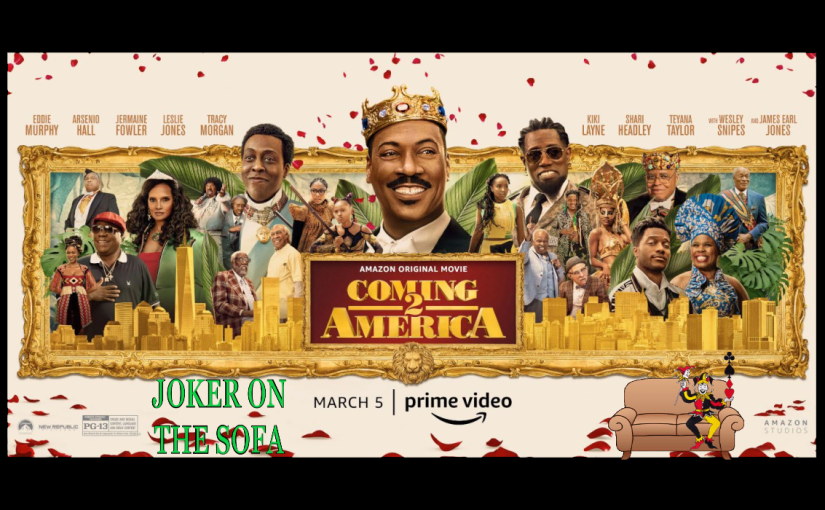 Coming 2 America: Did We Really Need This? – Amazon PrimeReview