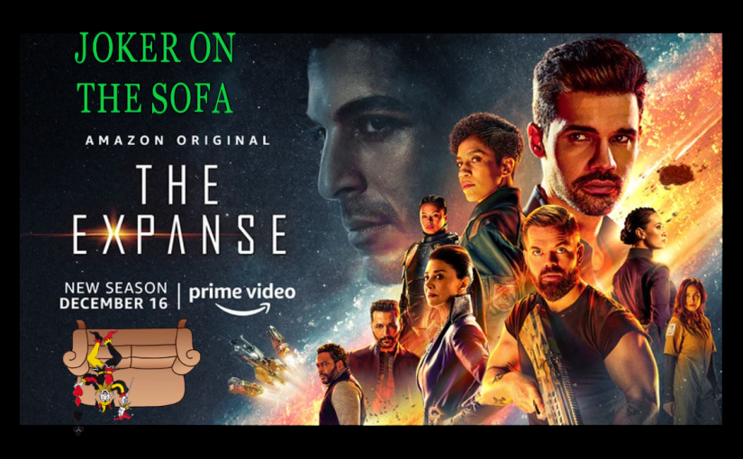 The Expanse: A Cold War… IN SPACE!!!! – Amazon Prime Review/ReaderRequest
