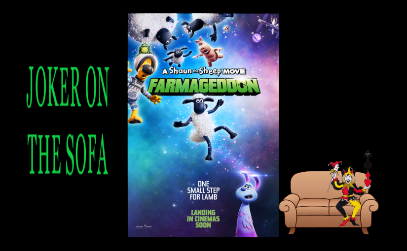 A Shaun the Sheep Movie: Farmageddon: It's a Shear Delight – Netflix Oscar Review
