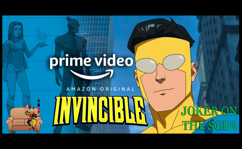 Invincible: A Solid Adaptation of a Great Comic – Amazon Prime Review