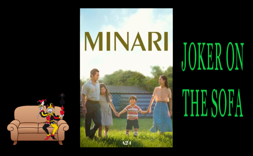 Minari: The American Dream… in Korean – Oscar Amazon Review