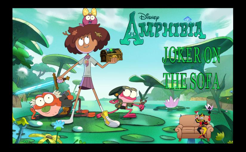 Amphibia: One of Gravity Falls' Proud Progeny – Disney+Review