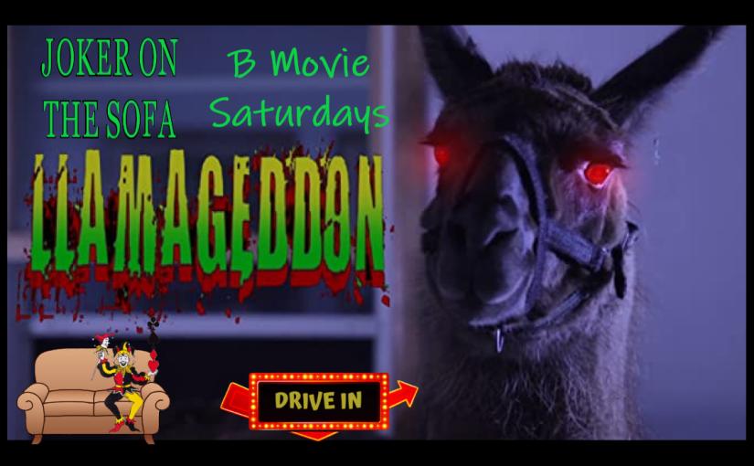 Llamageddon: Best. Title. Ever. – Amazon PrimeReview