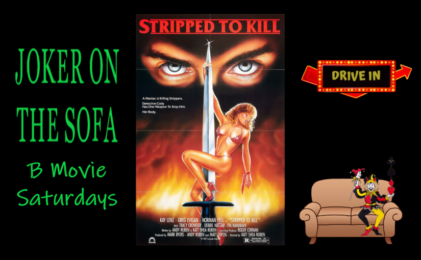Stripped to Kill: Surprisingly Progressive in Some Ways – Amazon PrimeReview