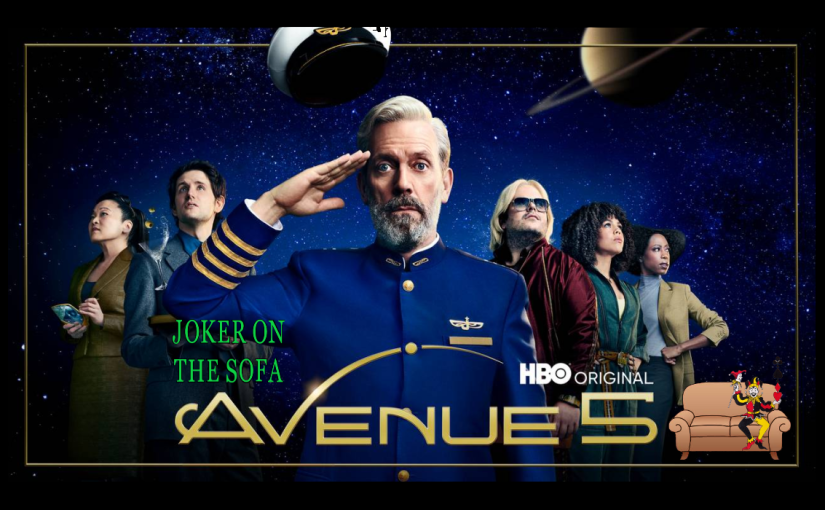 Avenue 5: DS9 As Crewed by Idiots – HBO MaxReview