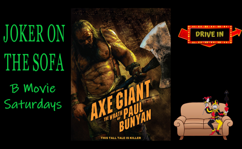 Axe Giant: The Wrath of Paul Bunyan: Don't Eat Blue Ox – Amazon PrimeReview