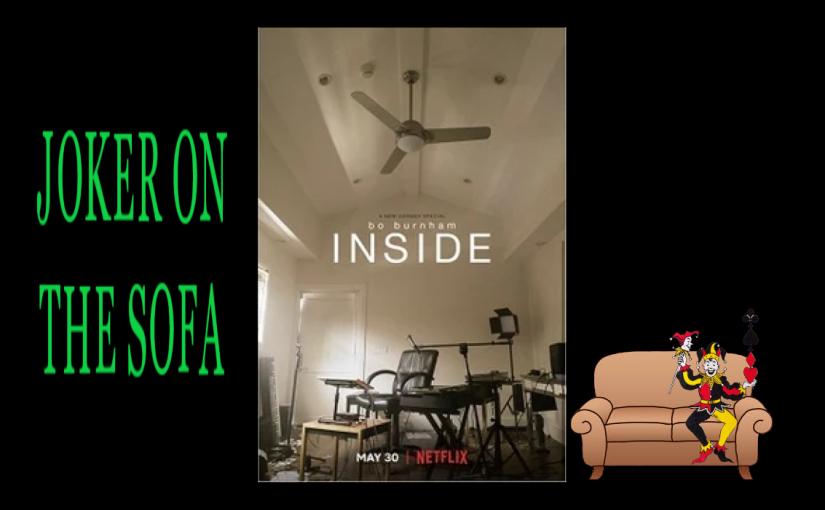 Bo Burnham: Inside: Dark and Funny as Hell – NetflixReview