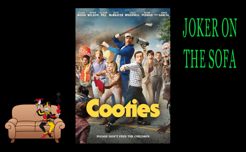 Cooties: Children are Disease Factories – YouTube (w/ads) Review/ReaderRequest