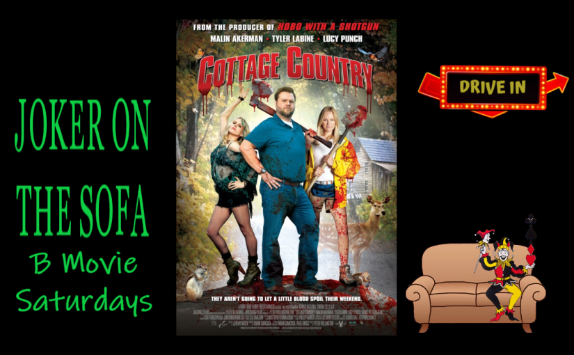 Cottage Country: A Whiffed Horror Comedy – Amazon PrimeReview