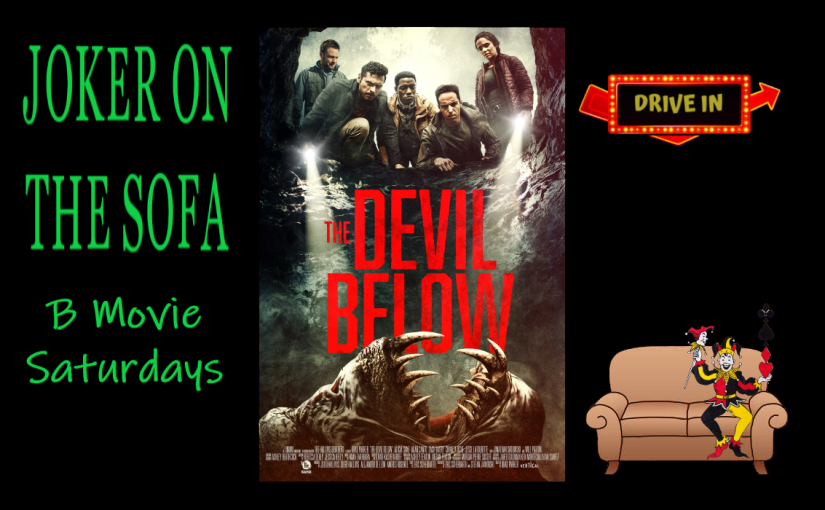 The Devil Below: What if The Descent was Bad? – Drunk NetflixReview