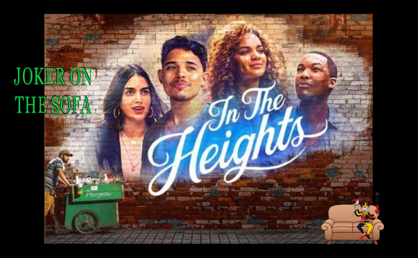 In The Heights: How to Do a Musical Adaptation – HBO MaxReview