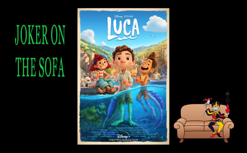 Luca: A Heartwarming Pixar Film – Disney+Review
