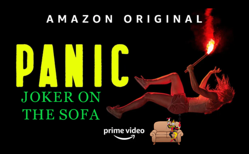 Panic: It's All Fun and Games until Someone Loses a Life – Amazon PrimeReview