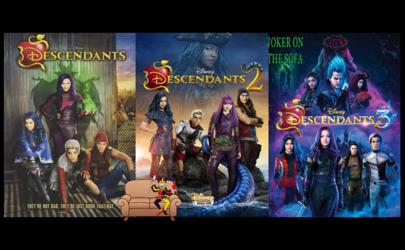 Descendants (1, 2, 3): These Were Cute – Disney+ Review/ReaderRequest