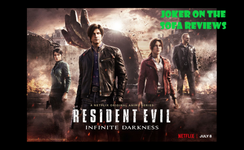 Resident Evil: Infinite Darkness: Great for Fans – NetflixReview