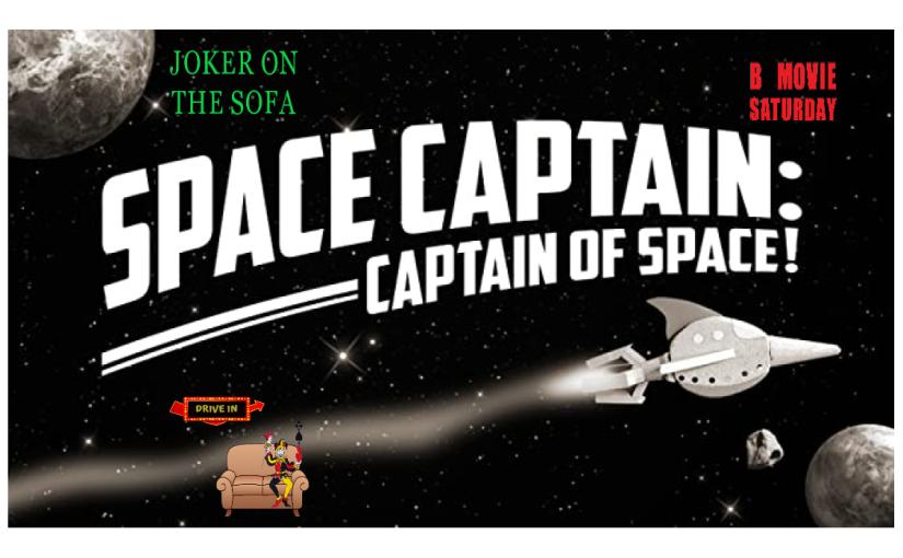 Space Captain: Captain of Space! : Genuinely Brilliant Parody – Amazon PrimeReview