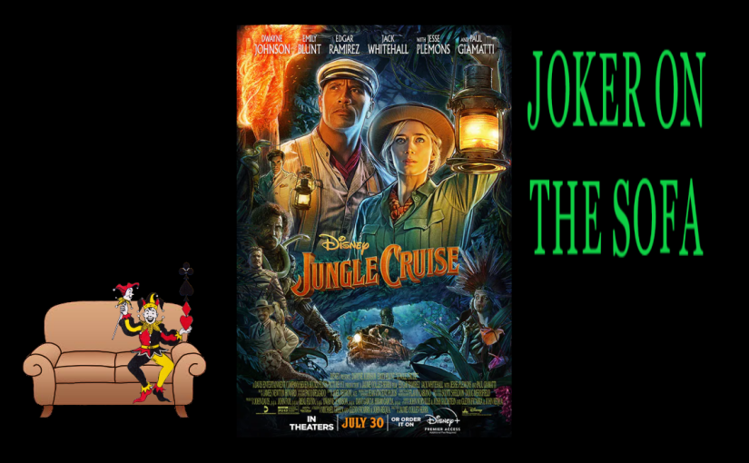 Disney's Jungle Cruise: The Mummy Meets the Rock – Disney+Review